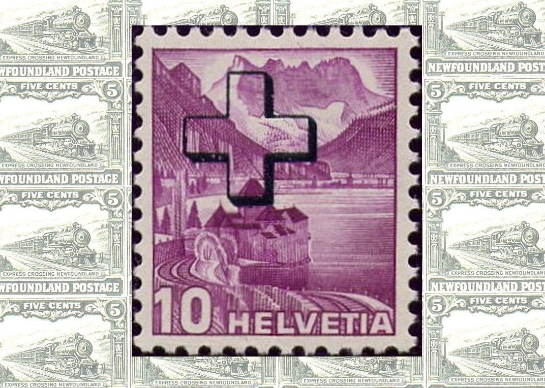 Switzerland Definitive Stamps 1930s/1940s
